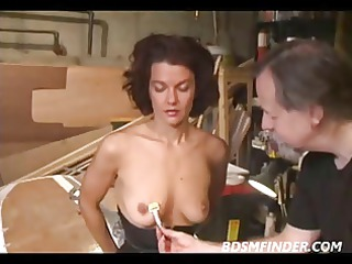 gorgeous d like to fuck booty spanked and