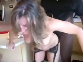 bitch wife receives dominated and fuked rough by